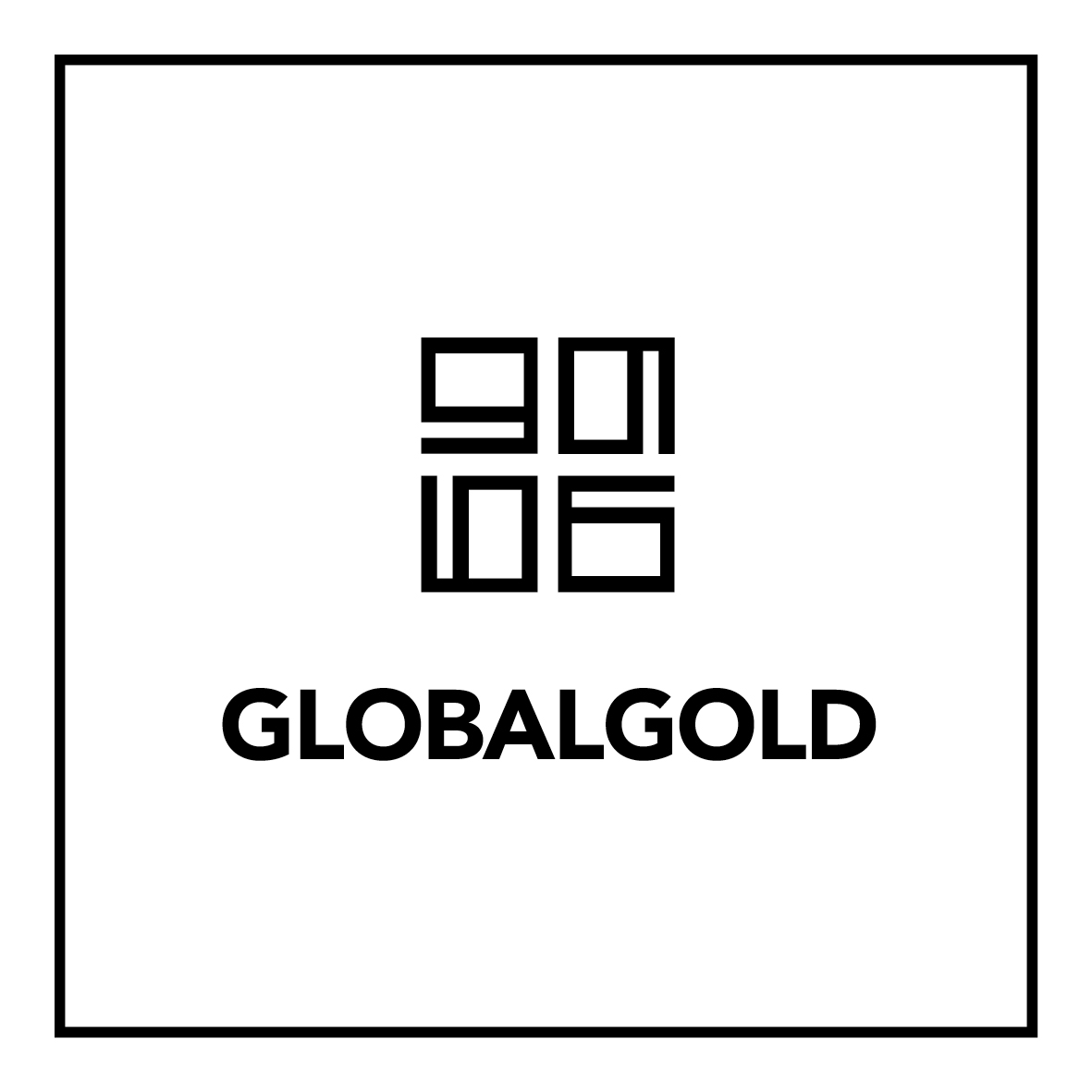 GLOBAL GOLD AG - Logo